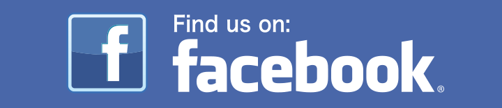 Find us on:facebook